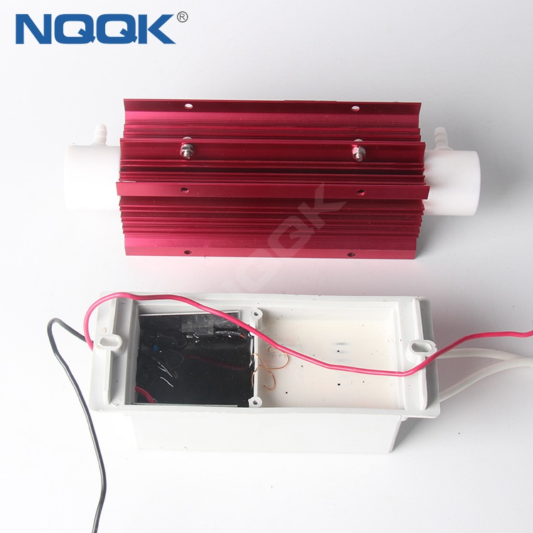 High Concentration Low Temperature 7g 220V 110V Quartz Tube Ozone Generator with Fan