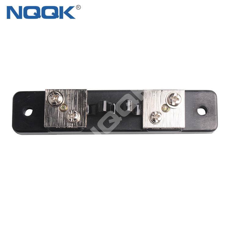 10A 20A 50mV 75mV Voltmeter Ammeter Electric Welding Machine DC Current Shunt Resistor