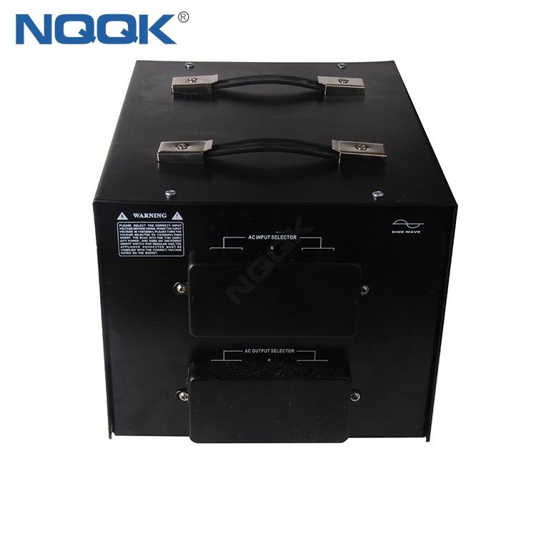 10000va 110Vac 220Vac Step Up Down Voltage Converter Voltage Transformer