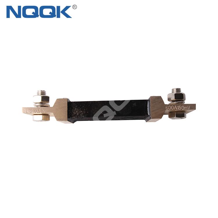 600A 150mV DC current shunt resistor for Voltmeter Ammeter