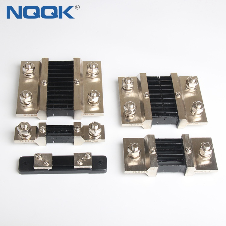 Introduction NQQK shunt resistor