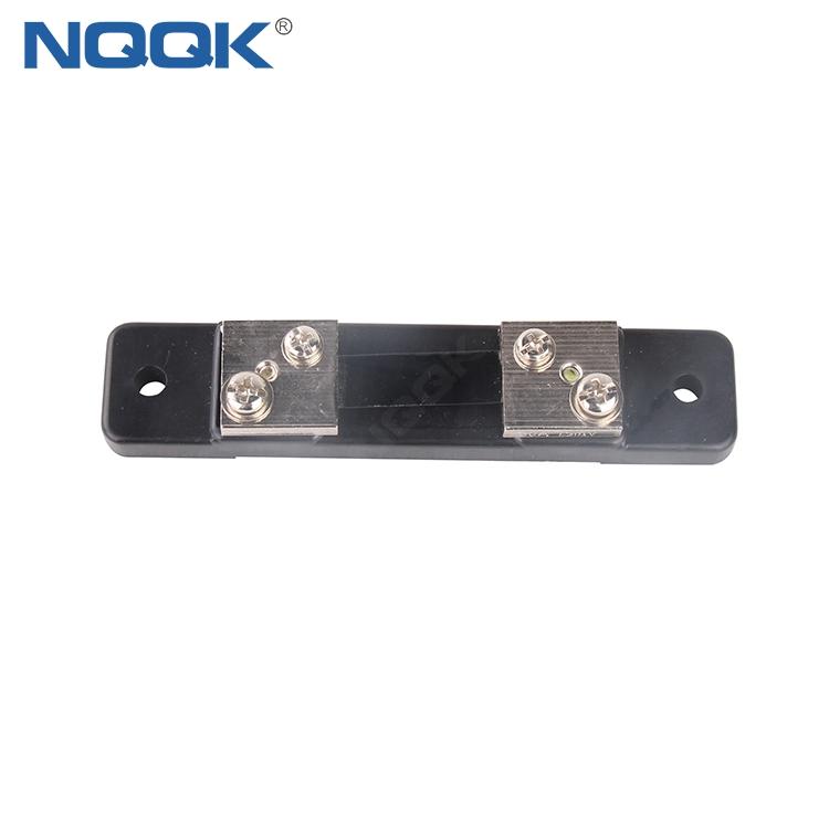 30-50A Voltmeter Ammeter Electric welding machine Dc current shunt resistor