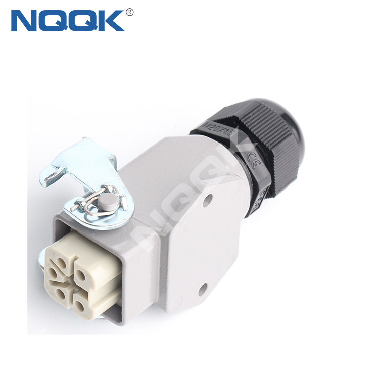 HA series 3pin heavy duty power connector