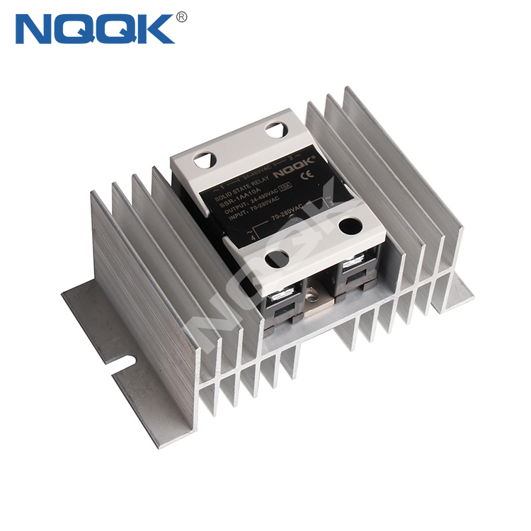W-110 nqqk Heat sink heatsink for solid state relay