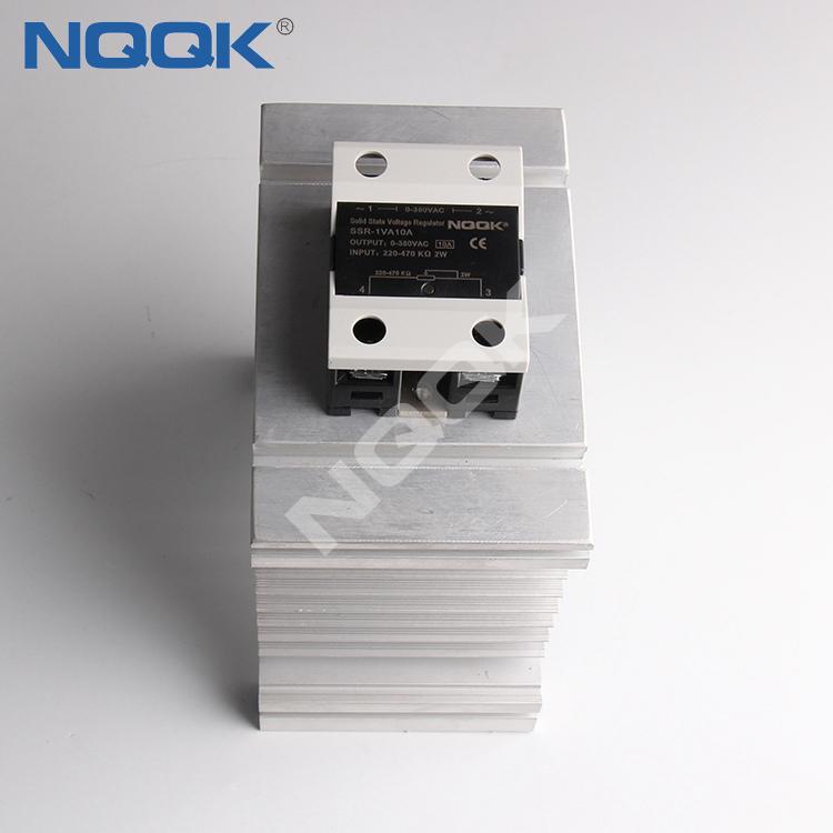 Y-110 SSR Heat Sink Heatsink for Solid State Relay
