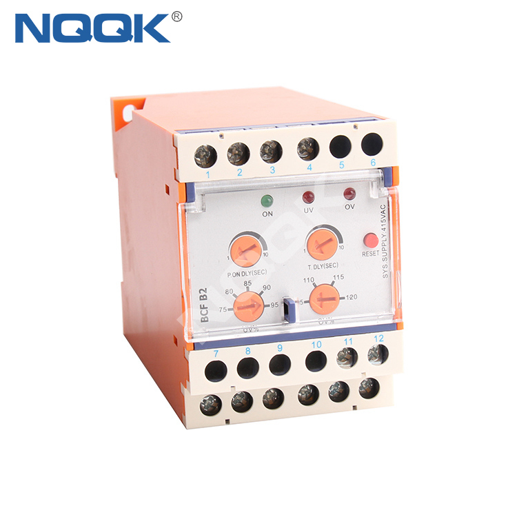 BCF B2 1 Phase Voltage Monitoring Relay