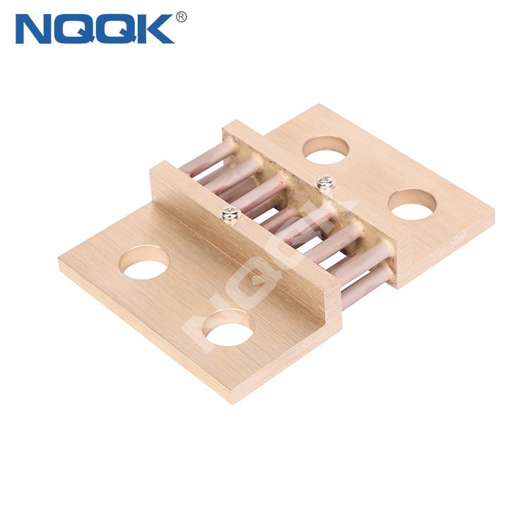 2000A Voltmeter Ammeter DC current Manganin shunt resistor
