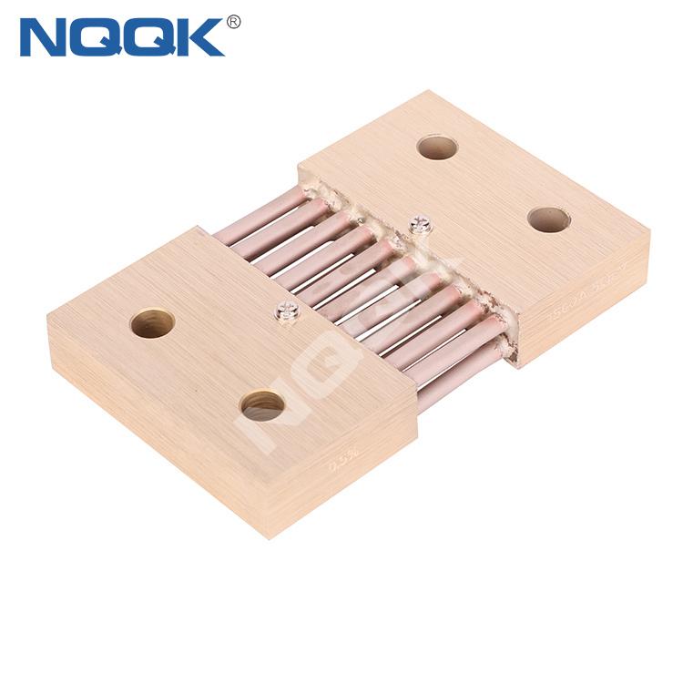 1500A 50mV Voltmeter Ammeter DC current Manganin shunt resistor
