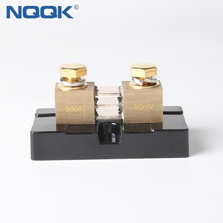 500A 50mV Voltmeter Ammeter DC current Manganin shunt resistor