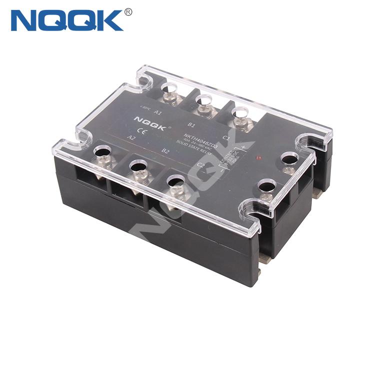 4000V 10A 25A 40A 60A 120A 480V AC to 32V DC three phase SSR Solid State Relay