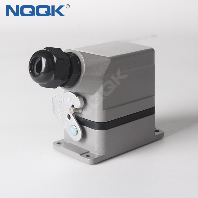 nqqk HE Factory Direct Male and Female HE series 6 Pin Heavy Duty Connector