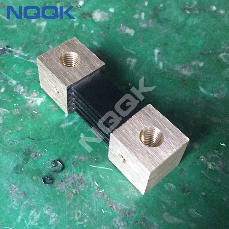 yueqing factory 500A 50mV DC current Manganin shunt resistor for Voltmeter Ammeter