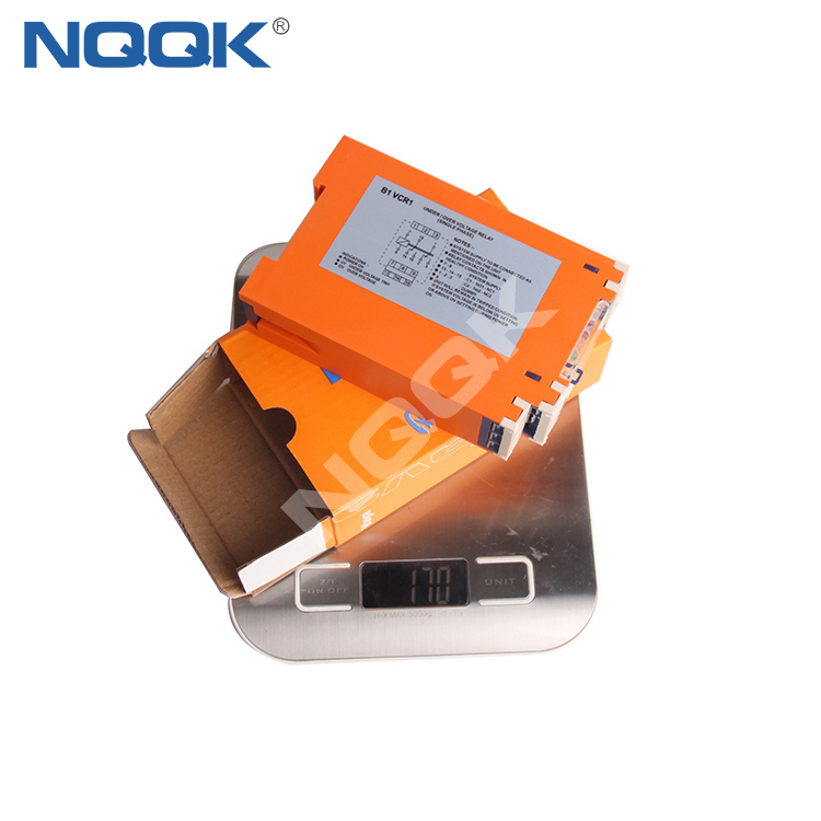 SVSP D1 VSP Auto Reset Phase Sequence output Phase Failure Relay