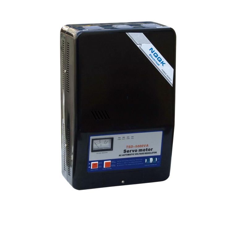 TSD 5KVA Hanging Type 1Phase Series Voltage Regulator Voltage Stabilizer