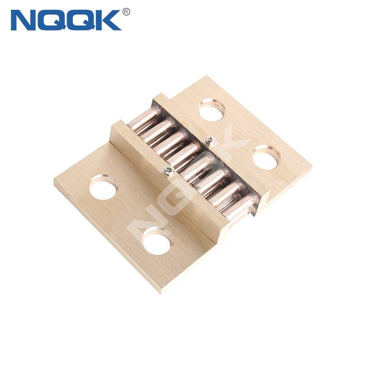 FL-TS India type 3000A 50mV 60mV cheap quality DC Electric current Shunt Resistors
