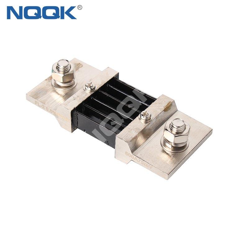 600A 75mV FL DC current shunt resistor