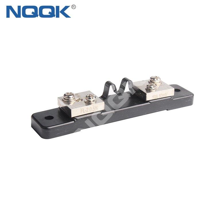 10A 50mV DC Electric current Shunt Resistor for meter