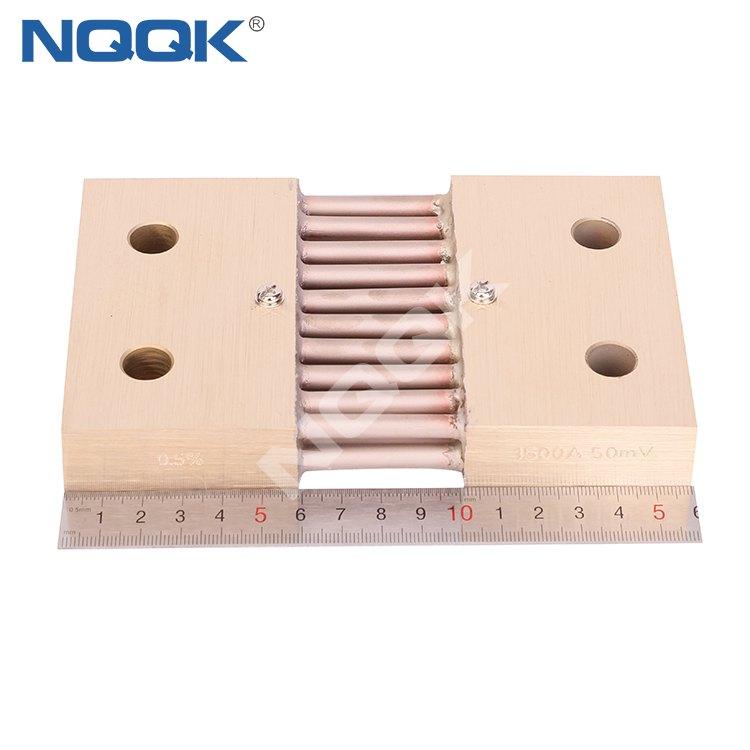 1500A 75mV DC AC Current Shunt Resistor for Digital Amp Ampere Analog Meter