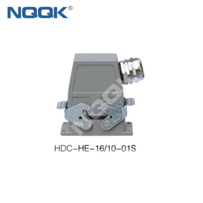 ACJ3 32 pin industrial rectangular waterproof plug socket set general heavy duty connector