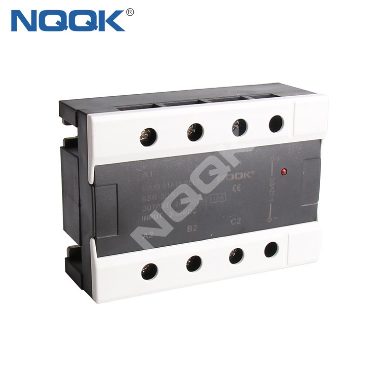 SSR-3DA10A 10A 32DC to 480VAC 3 three phase SSR solid state relay