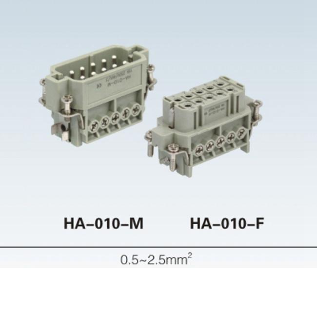 HA-016-M HA Series Screw 16pin heavy duty Connector