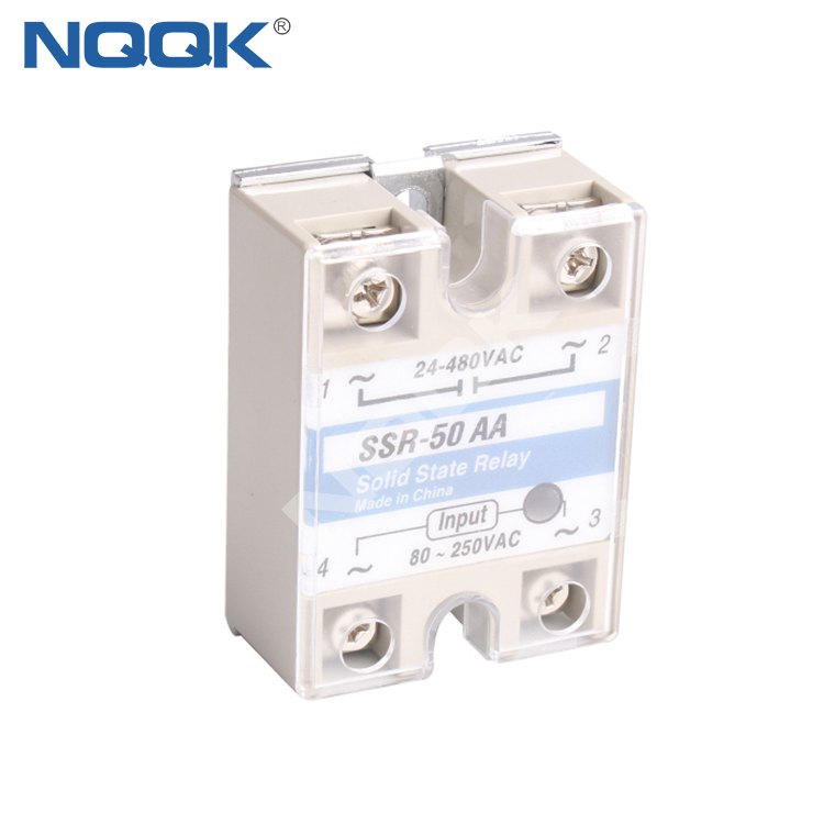 SSR-10VA-H 480VAC High pressure Single phase solid state relay voltage regulator