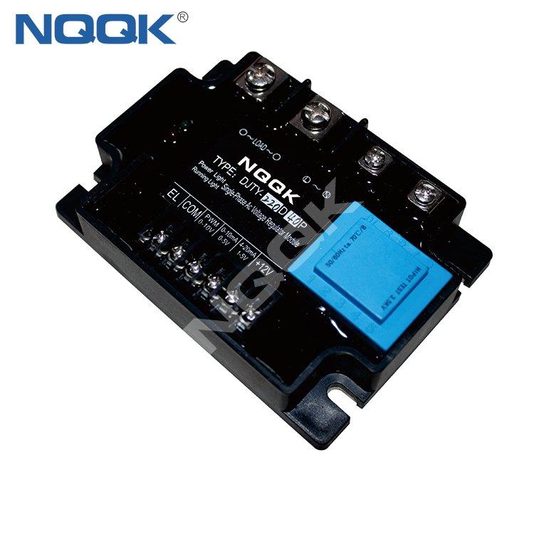 220VAC 20mA 10V COM 5V Single phase intelligent communicate Adjust power voltage Module solid state relay