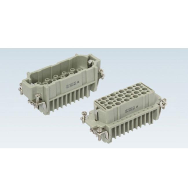(HD-025-M) HA Series Screw terminal 50 pin male female heavy duty Connector