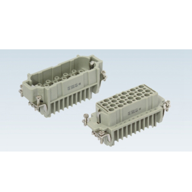 HWK6/6-012-M 12 pin cores 35A 690V Heavy Duty Electrical Connector