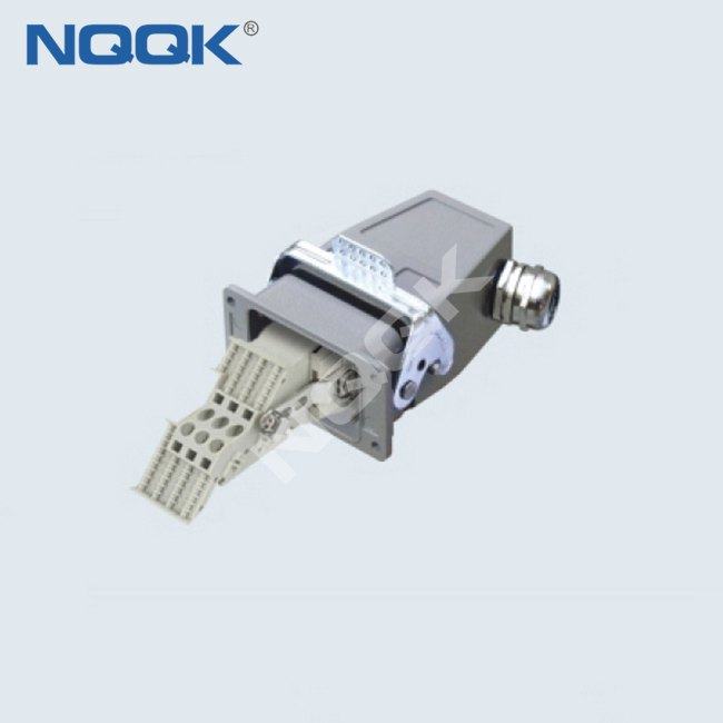ACJ3 32pin 500V 16 pin Industrial rectangular waterproof special heavy duty connector