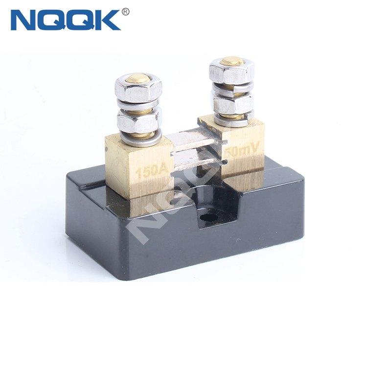 USA shunt resistor 3020-01100-0 150A 50mV and 100mV Base-Mounted shunt Resistors DC Shunts