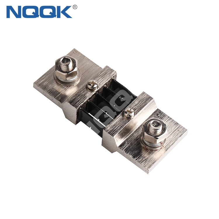 NQQK FL DC 500A 50MV 55mV dc current shunt resistor