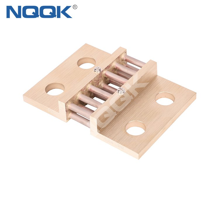 FL India 3000A 50mV DC Electric current Shunt Resistor for welding machine