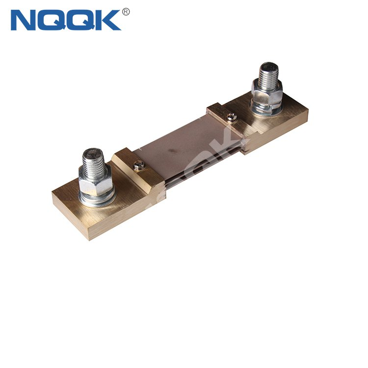 CE certificate 750A 150mV FL-RS Russian type dc current shunt resistor for Digital voltmeter ammeter