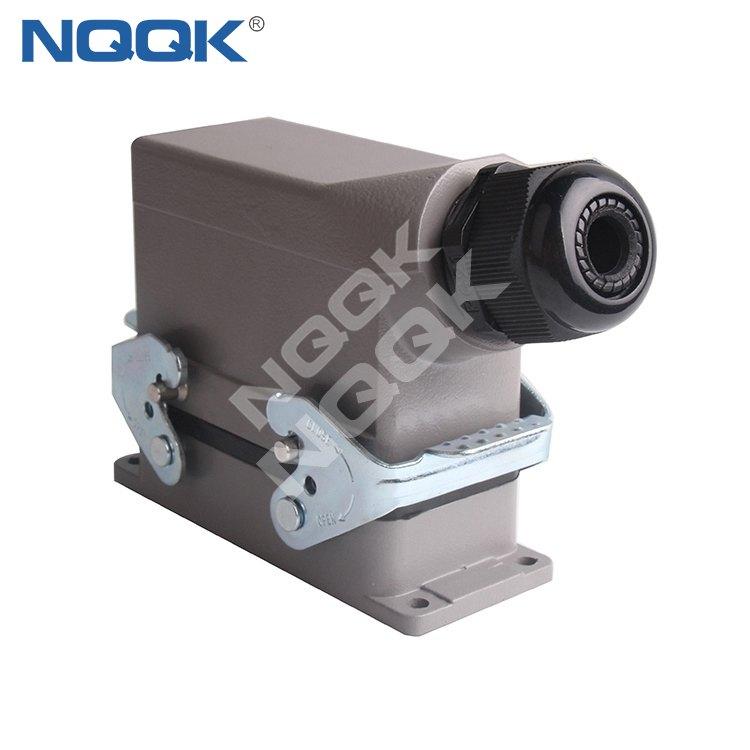ACJ3 26pin 500V 16 10 pin industrial rectangular waterproof plug general heavy duty connector