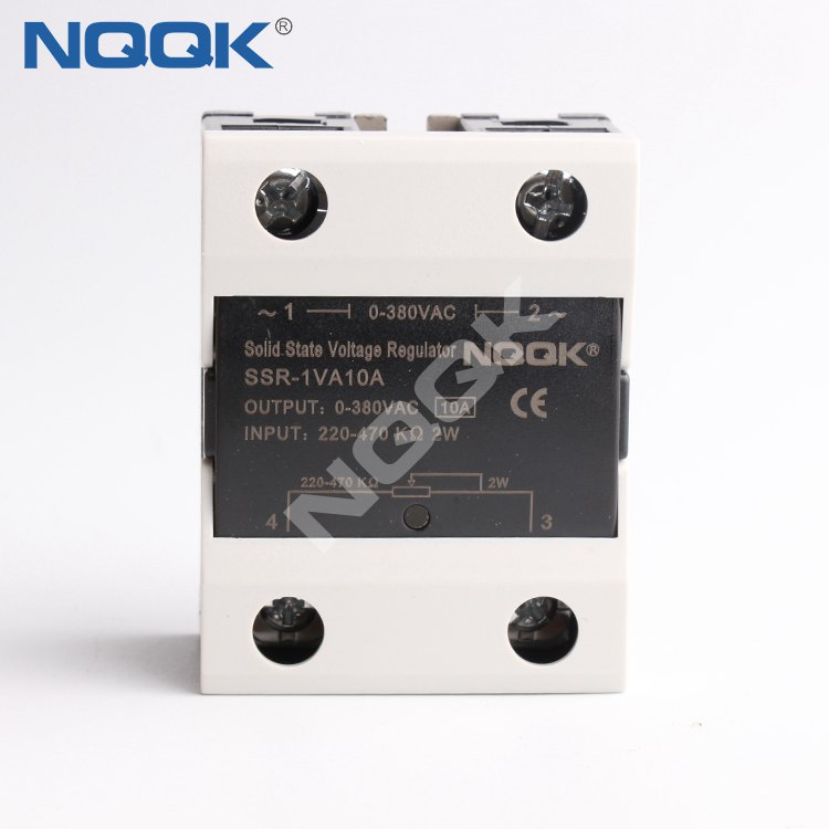 120A Adjust output voltage phase control SSR voltage solid state relay