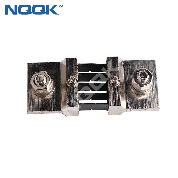 nickel plating current shunt resistor 500A 55mV dc shunt motor uses
