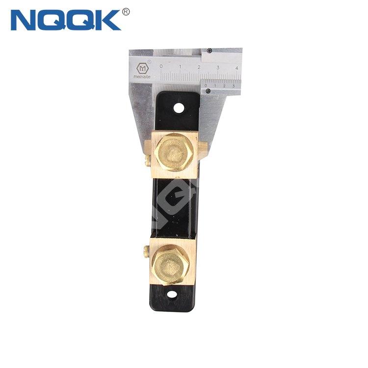 US Manganese copper Bottom mount 500A 50mV DC Electric current Shunt Resistors