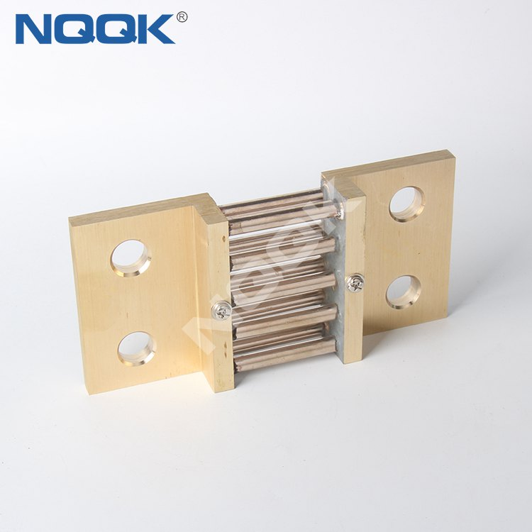 FL-TS India type 2000A 50mV 60mV DC Electric current Shunt Resistors for Dc power system