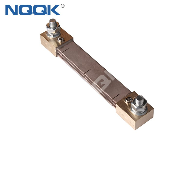 CE certificate 300A 150mV FL-RS Russian type dc current shunt resistor for DC equipment