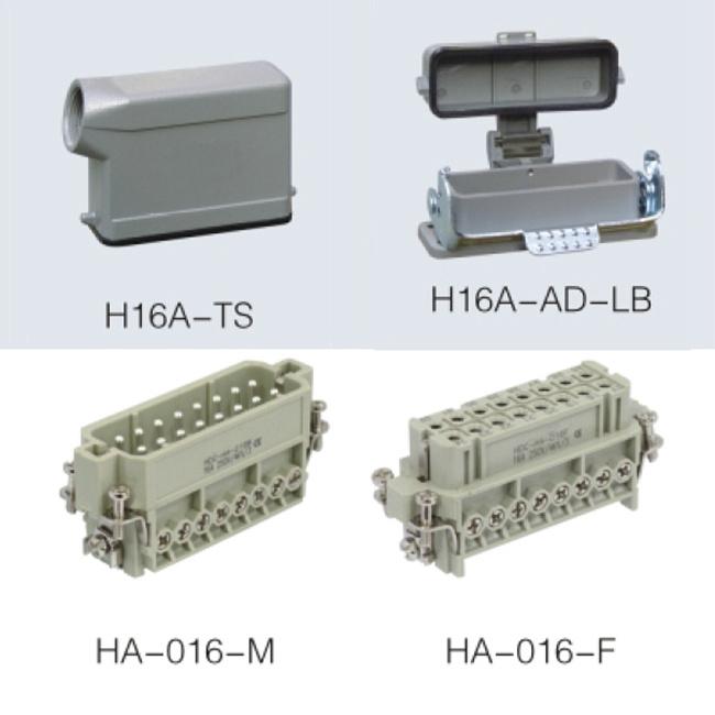 HA-024-M HE 24 pin M heavy duty Connector