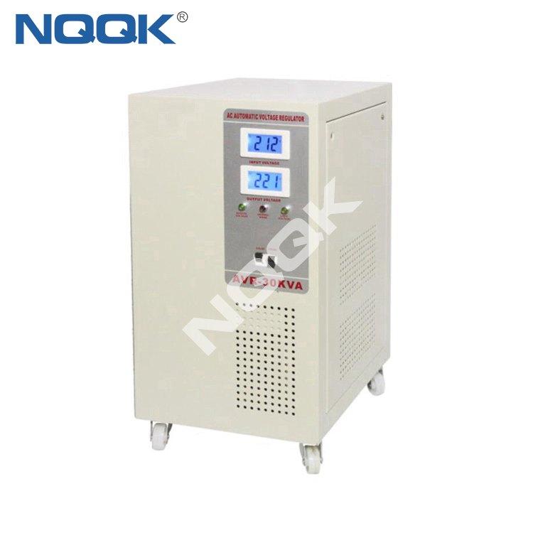 AVR 30KVA Servo Type 1Phase Series Voltage Regulator Voltage Stabilizer