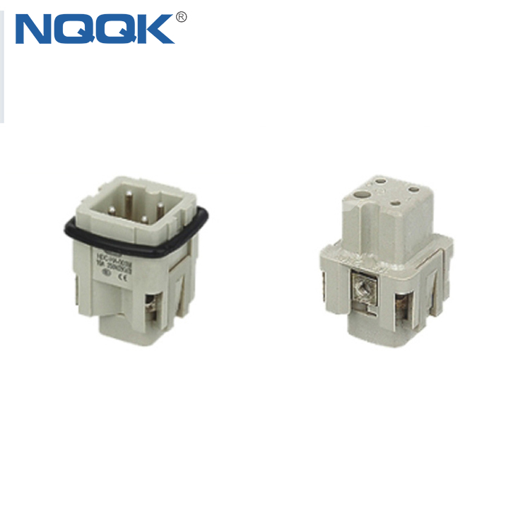 (HD-008-M) HD Series Screw terminal wire gauge 0.5 to 2.5mm 8 pin heavy duty Connector