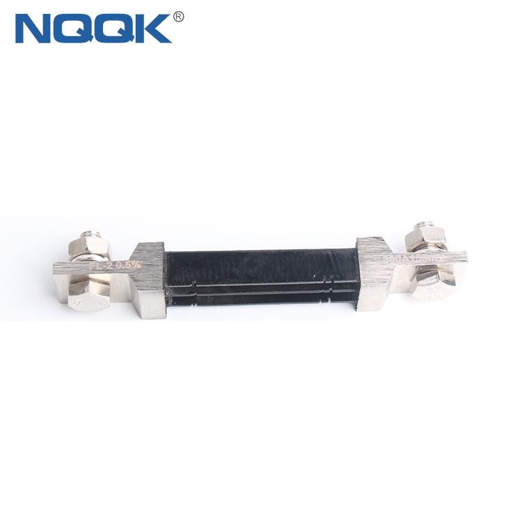 nickel plating 300A 150mV dc manganin shunt