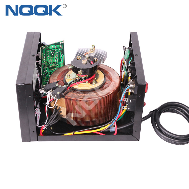 AVR 3KVA / 5KVA Servo Type 1Phase Series Voltage Regulator Voltage Stabilizer