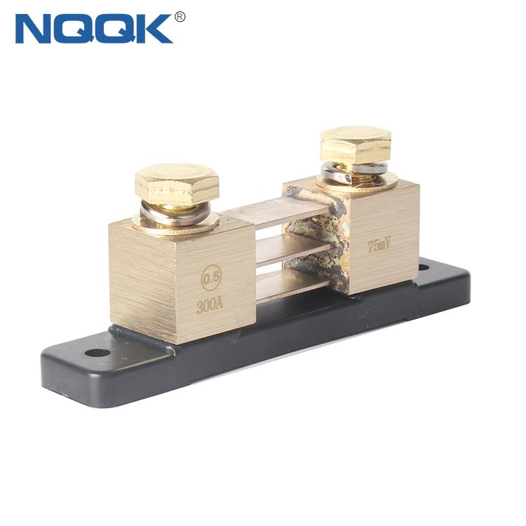 TS-2 USA type Voltmeter Ammeter DC current Manganin shunt resistor