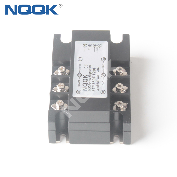 STY-380D120F 120A Three Phase Power Regulator SSR Solid State Relay