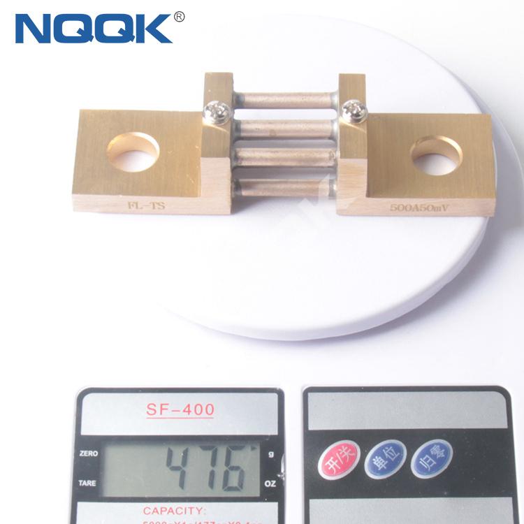 500A-600A India type Voltmeter Ammeter DC current Manganin shunt resistor