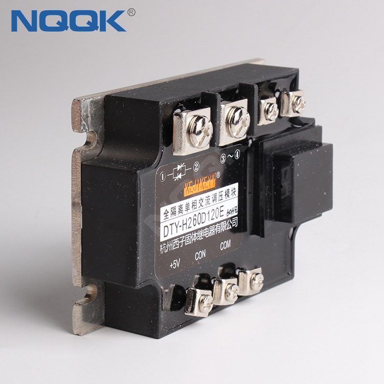 KEJIKEYI DTY H260D120E solid state relay Single-phase AC voltage regulator module