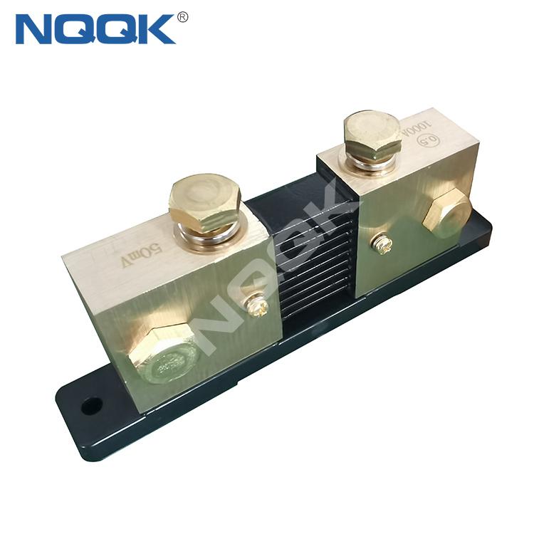 1000A 50mV 0.5 DC Shunt Resistor